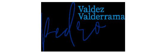 Pedro Valdez Valderrama Blog